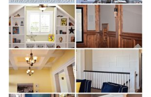 Finish Carpentry Ideas ~ Courtesy of My Husband!