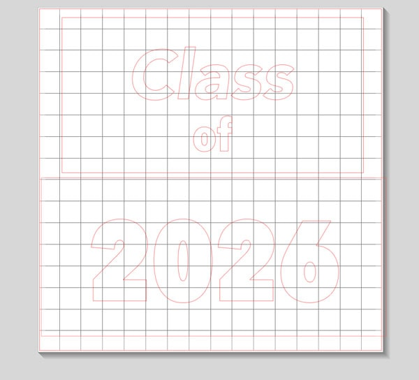class-of-2026-stencil