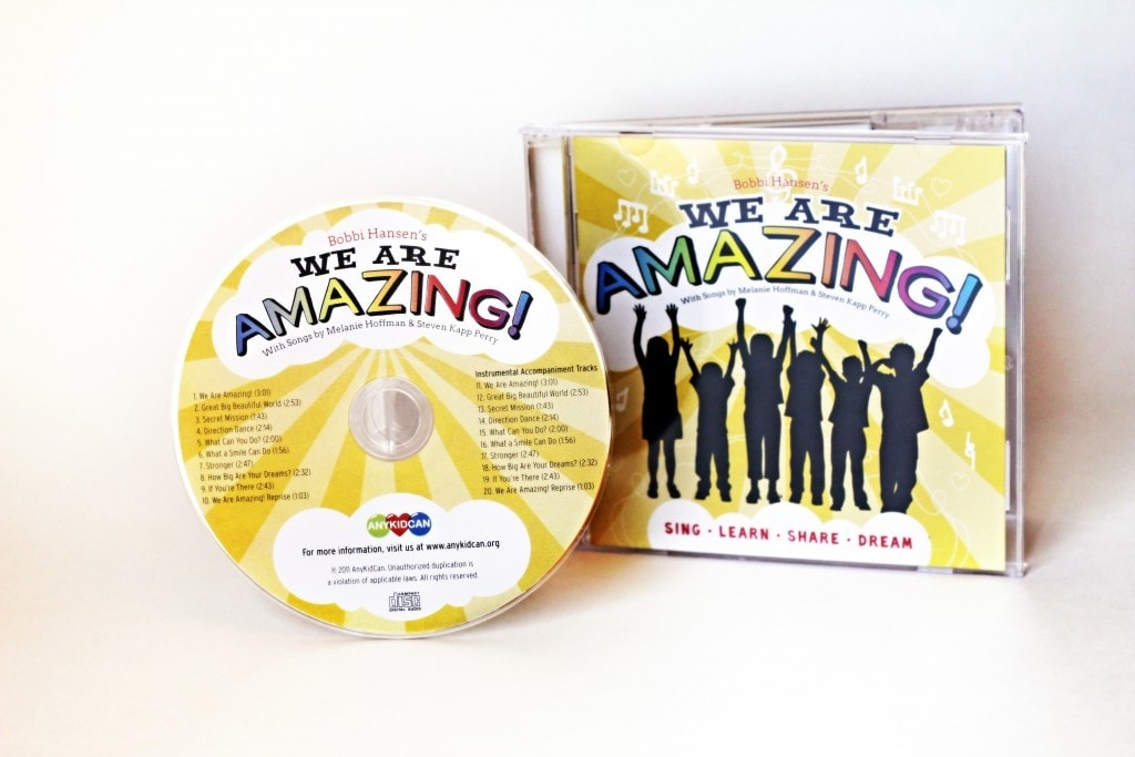 We Are Amazing!