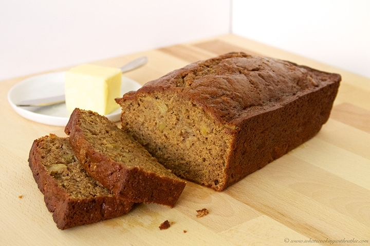 Apple-Banana-Bread