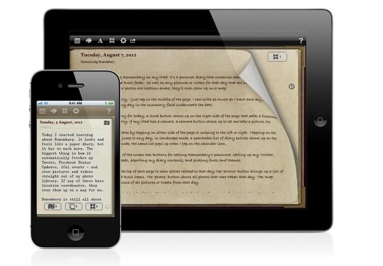 remembary app