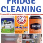 fridge cleaning tricks