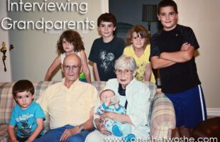 interviewing grandparents www.oneshetwoshe.com