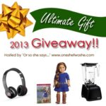 Ultimate Gifts Giveaway!! ~ Kicking Off 'Mariel's Picks 2013'