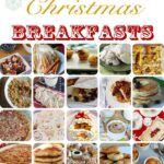 25 Christmas Breakfast Ideas & 'Your Great Idea' Link Party