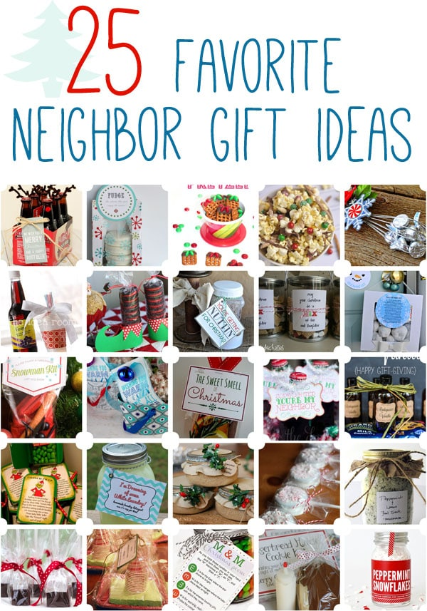 Wedding Gift Ideas For Neighbors : 25 Gifts for Neighbors ~ Mariels Picks 2013 - Or so she says...