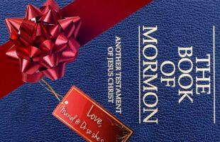 Free Book of Mormon from 'Or so she says...' Blog, plus bonus blogger packet! www.oneshetwoshe.com