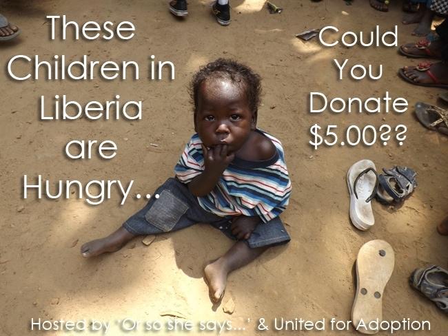 Liberian Children Fundraiser www.oneshetwoshe.com