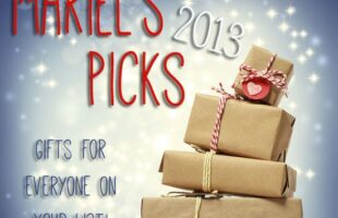 Best Gift Ideas of 2013 ~ For Everyone on Your List!