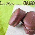 Thin Mint Meets Oreo (she: Gina)