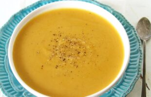 Butternut Squash Soup (she: Ruthie)