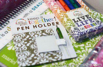Best Custom (and cute!)Planner for Women! www.oneshetwoshe.com