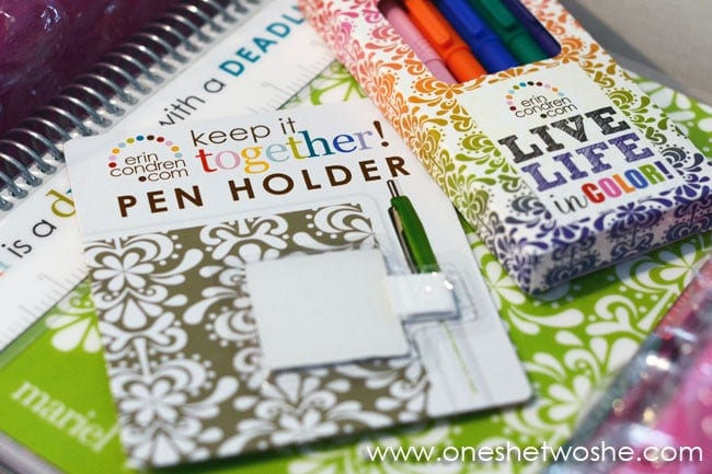Best Custom (and cute!)Planner for Women! www.oneshetwoshe.com