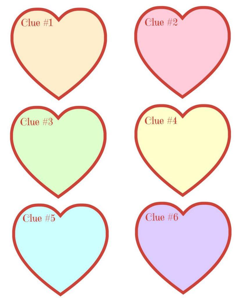 Heart Clues 1-6
