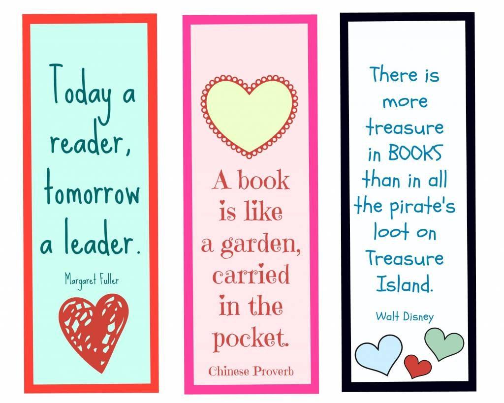 Valentines Bookmarks (1)