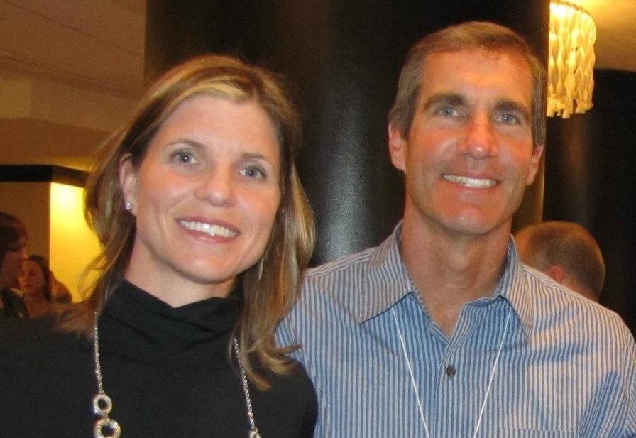 Jim and Karen April 2012