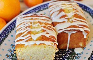 Orange Pound Cake Mini Loaves (she: Samantha)