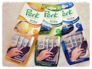 PERK Auto Air Fresheners Review & Giveaway