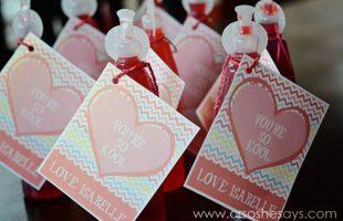 'You're So Kool' Valentine Printable