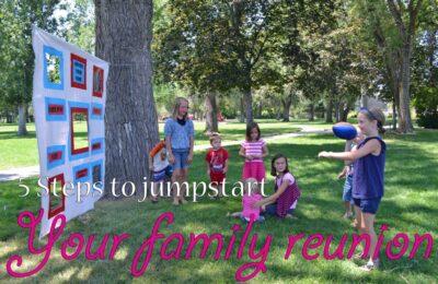 family reunion planning