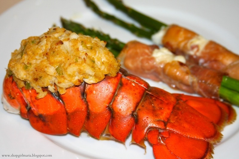 How to cook stuffed lobster tail recipes