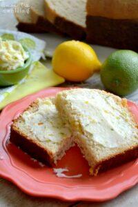 Lemon-Coconut Quick Bread (she: Cathy)