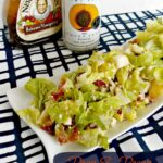 pear and pecan spring salad