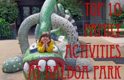 attractions for families at balboa state park