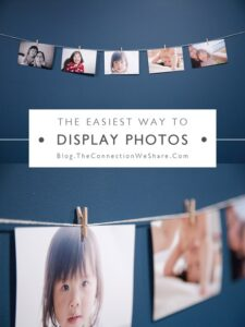 The Easiest Way to Display Photos Anywhere (she: Amy)
