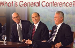 What is General Conference www.orsoshesays.com