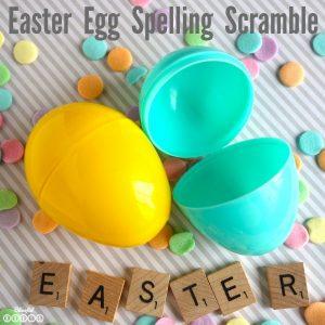 Easter Egg Word Scramble – A Spelling Game for Kids! (she: Brooke)