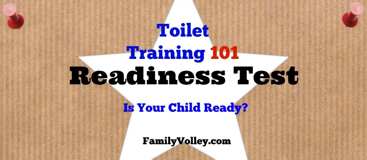 Readiness Test-Toilet Training-OSSS April 2014
