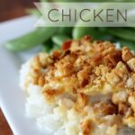 swiss cheese chicken freezer meal
