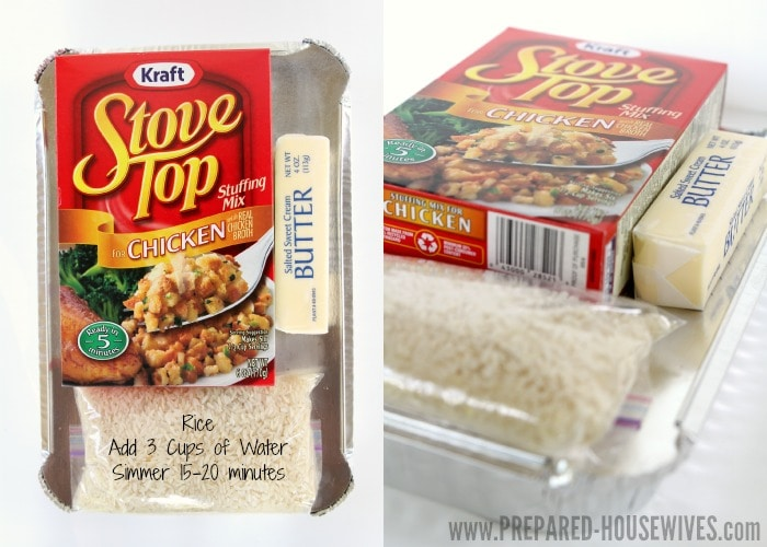 Make Ahead Freezer Meal