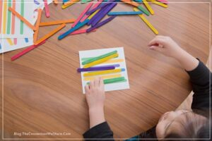 Shapes Matching Game and a Printable (she: Amy)