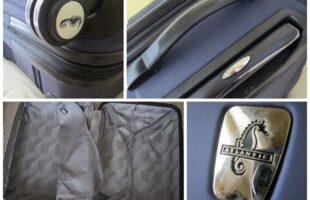 Atlantic Luggage Review & Giveaway!!