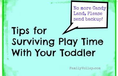 play time with toddlers