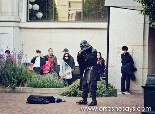 Darth Vader Victoria