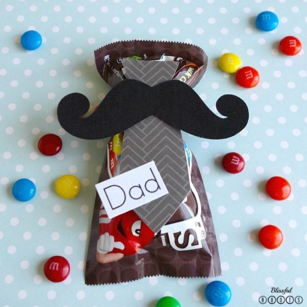 So Happy With This Pieces Got To Work On Thursday Father: Easy Father's Day Treat {Mustache & Tie Edition} (she: Brooke