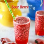 Sour Berry Fizz from Gina @ Kleinworth & Co. www.kleinworthco.com
