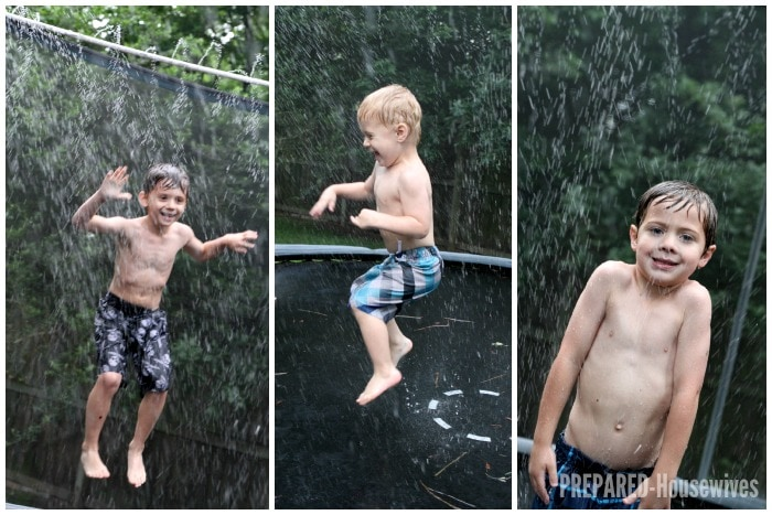 playing-wet-trampoline