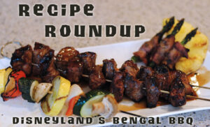 Disneyland's Bengal Barbecue Recipe