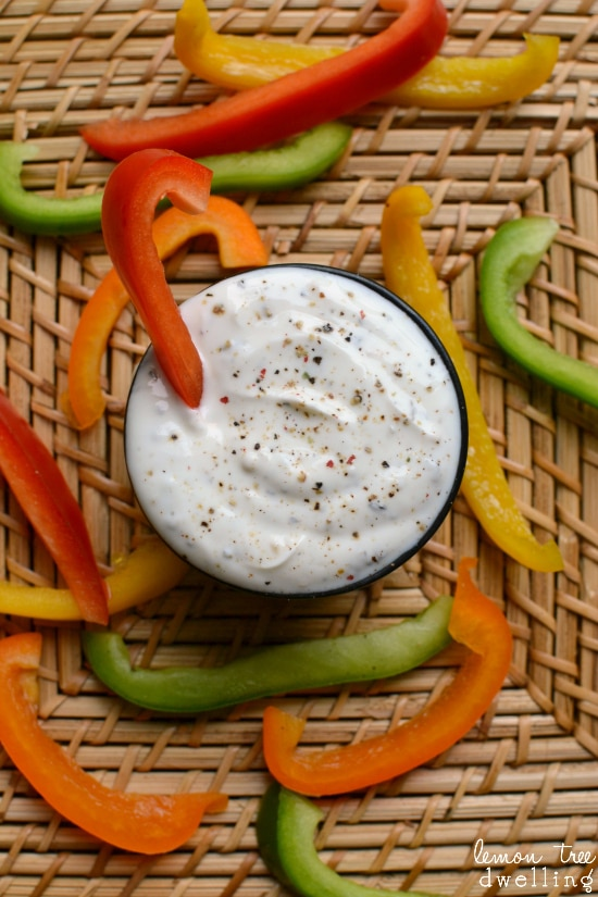 yogurt dip 1