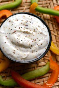 Greek Yogurt Dip Recipe – Perfect for Summer Produce!