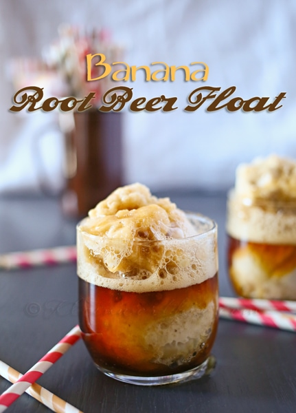 Banana Root Beer Float  from kleinworthco.com
