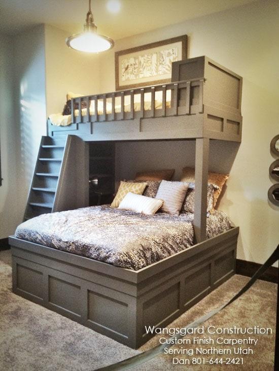 Finish Carpentry Ideas Courtesy Of My Husband Round 3