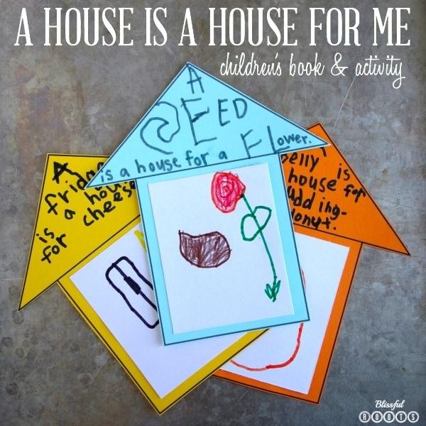 children's book and activity