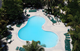 southern california hotel pools