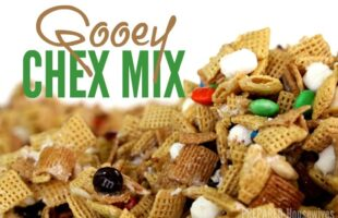 gooey golden grahams and chex mix