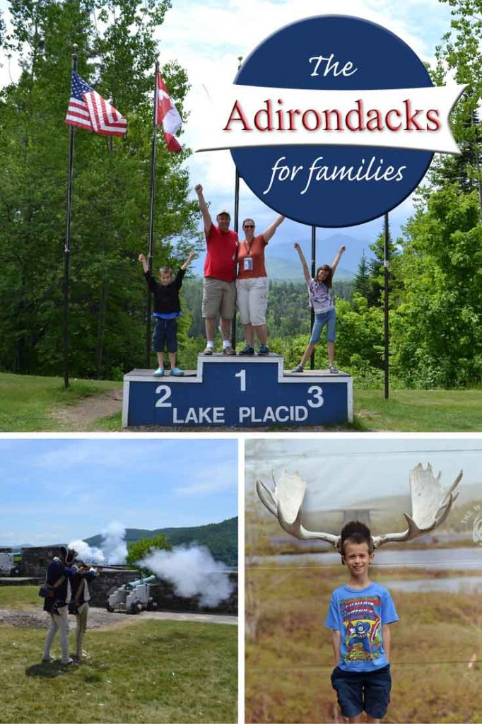 Adirondack Park for families
